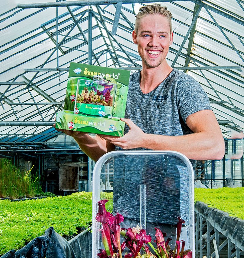 Chris van der Velde GreenGifts